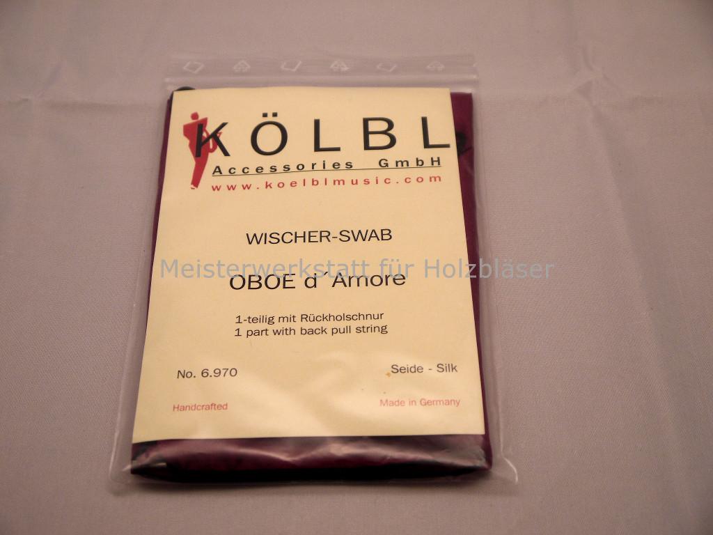 Wischer für Oboe d'amore