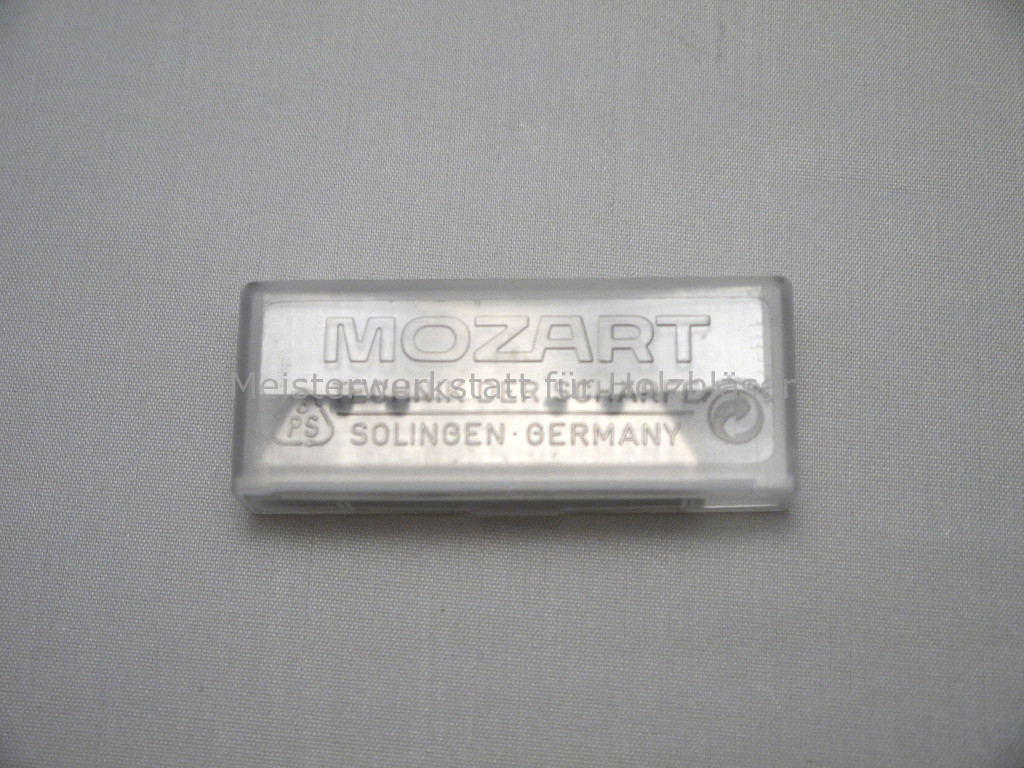 Messerklingen Modell Mozart